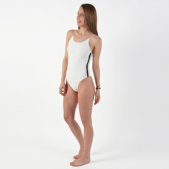 Tommy Jeans Low Back One - Piece Swimsuit
