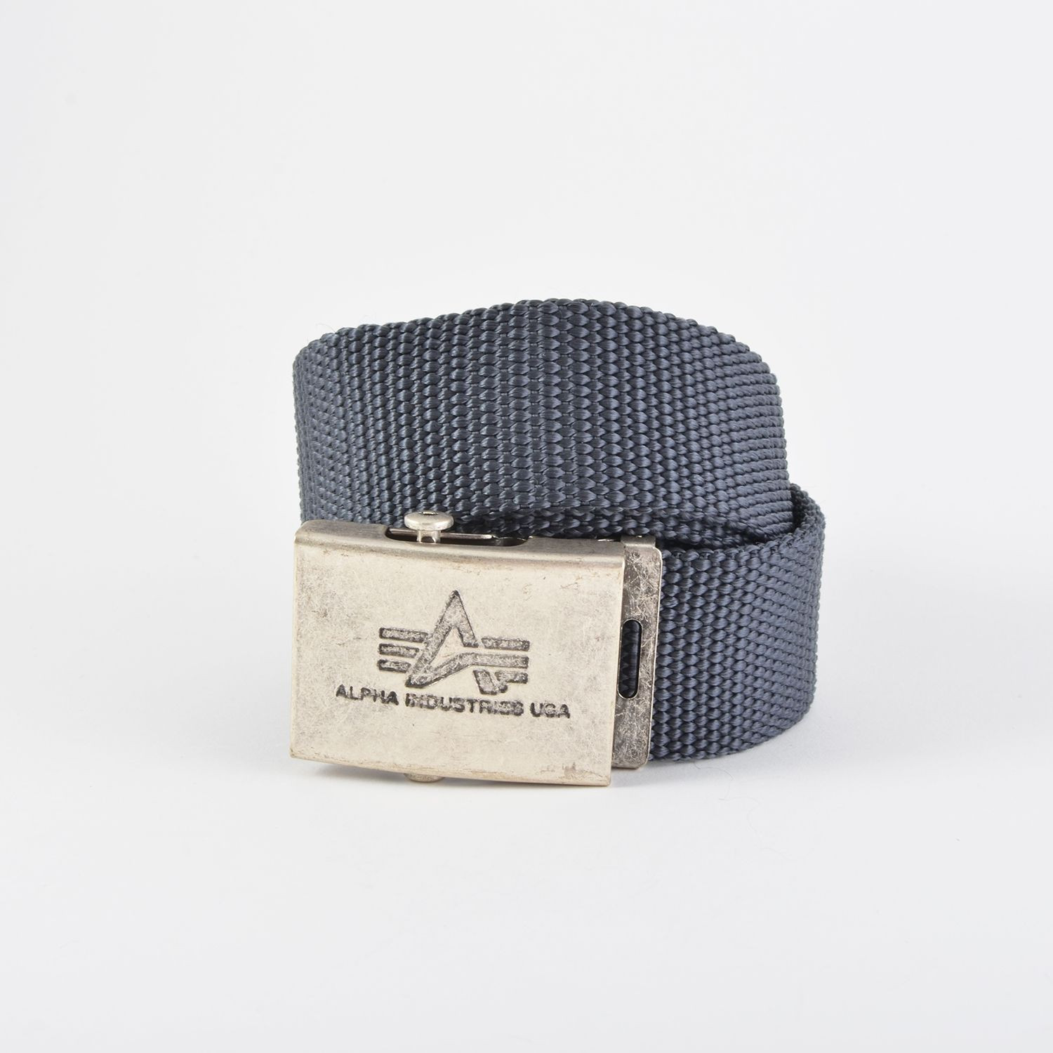 Alpha Industries Heavy Duty Belt 4Cm - Ανδρική Ζώνη (9000029704_9881)