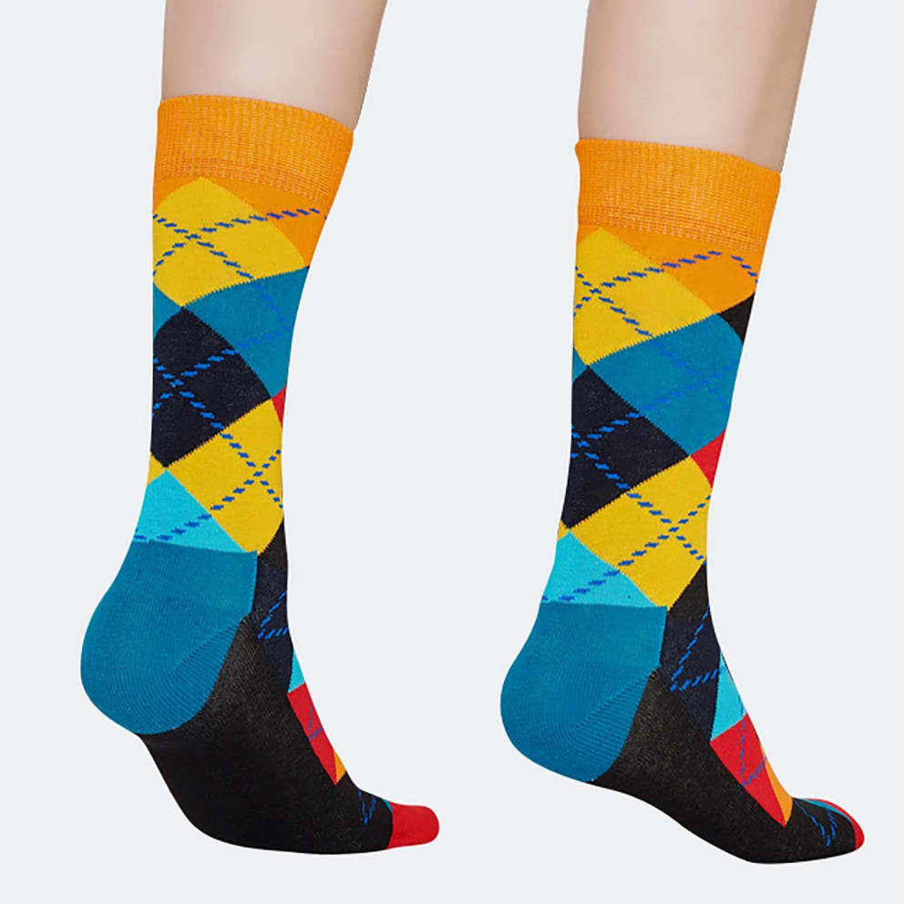 Happy Socks Argyle Unisex Socks
