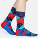 Happy Socks Argyle Sock - Ανδρικές Κάλτσες