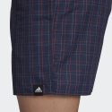 adidas Performance Checkered Swim Shorts