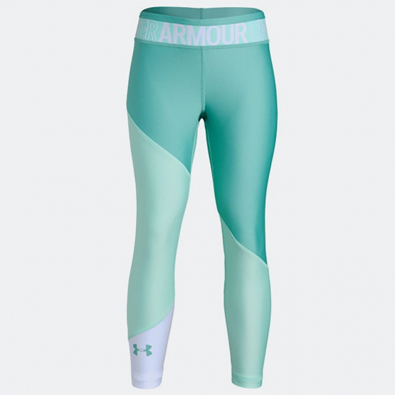 Under Armour Armour HG Color Block Ankle Crop - Παιδικό Κολάν