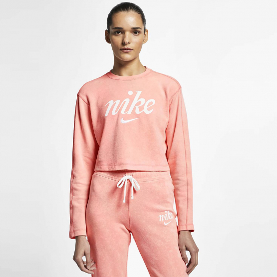 Nike Sportswear Women's Long Sleeve Top - Γυναικεία Μπλούζα
