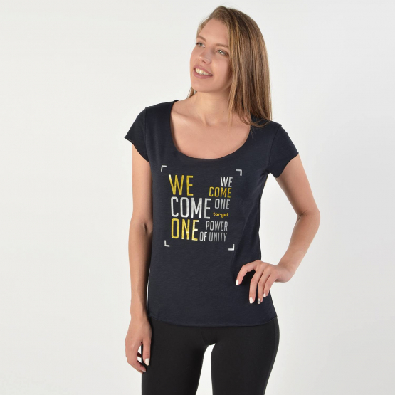 Target LOOSE TOP ΚΑΛΤΣΑ 1/30 ΦΛΑΜΑ ''WECOME1''