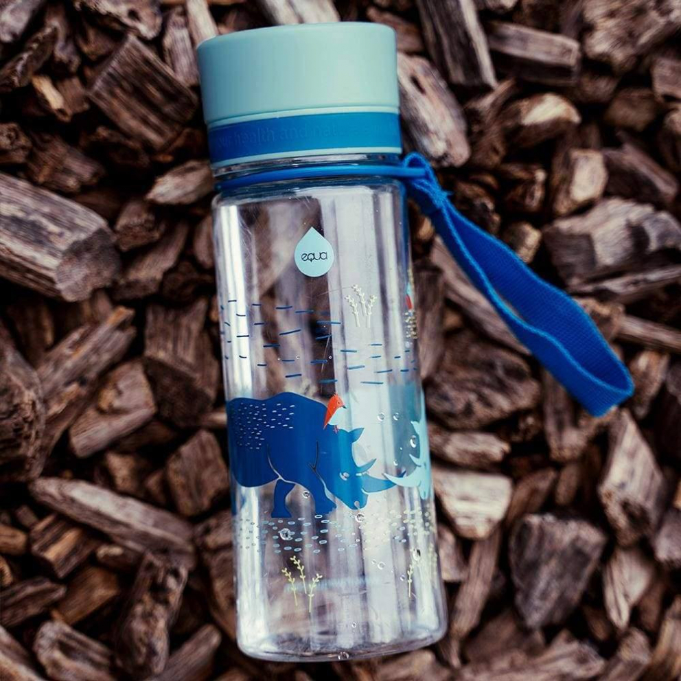 Equa Bottles Rhino 400Ml,19X6,2X6,2Cm