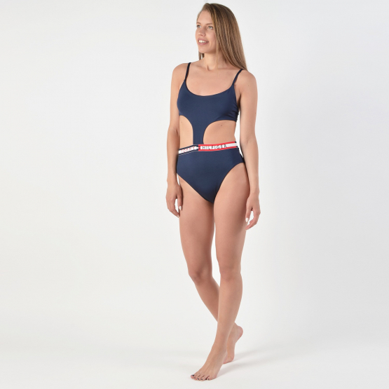 Tommy Jeans Cheeky One-Piece Women's Swimsuit
