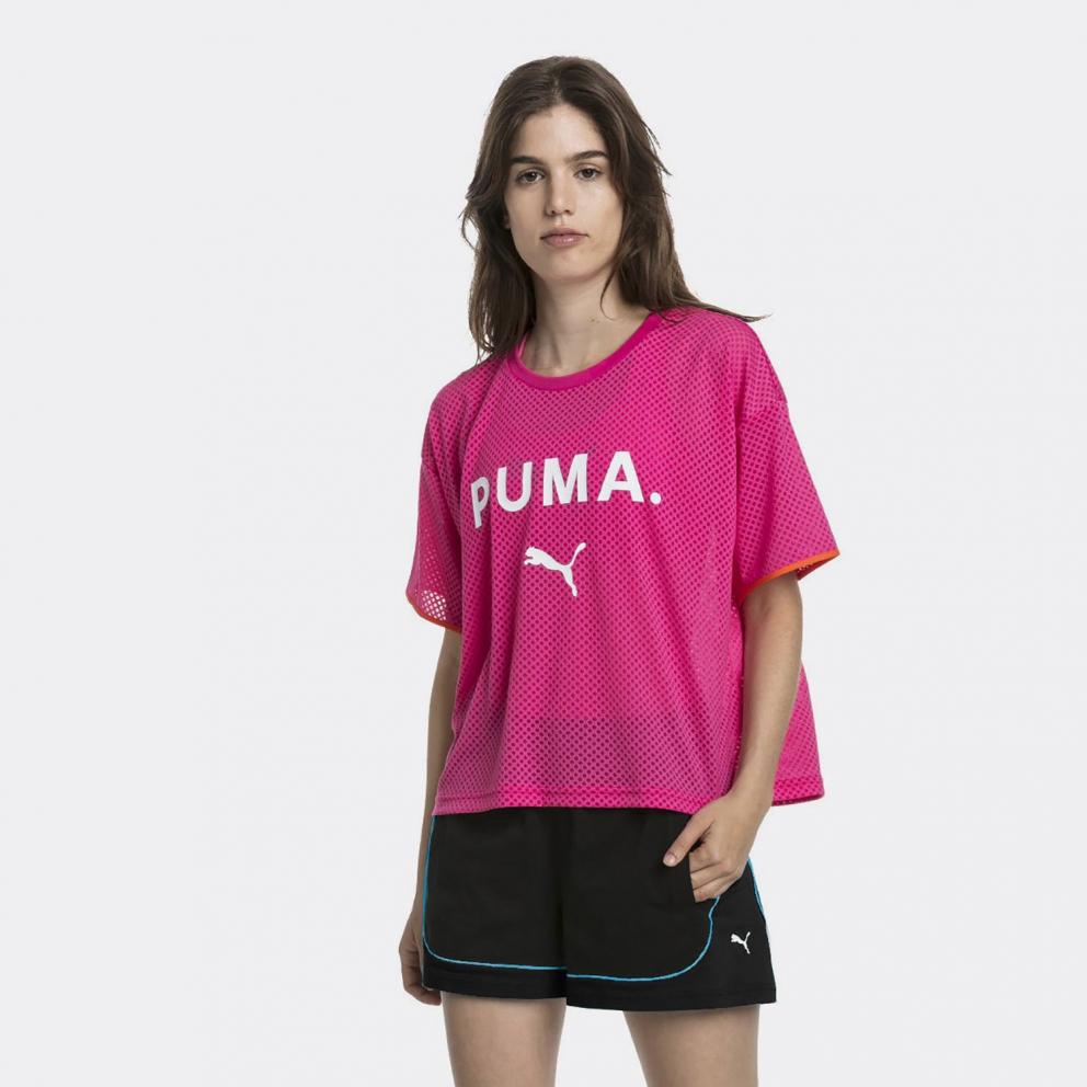 Puma Chase Mesh Tee