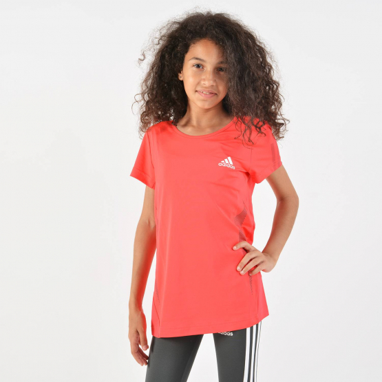 adidas Girls Training Favorite Tee - Παιδικό Μπλουζάκι