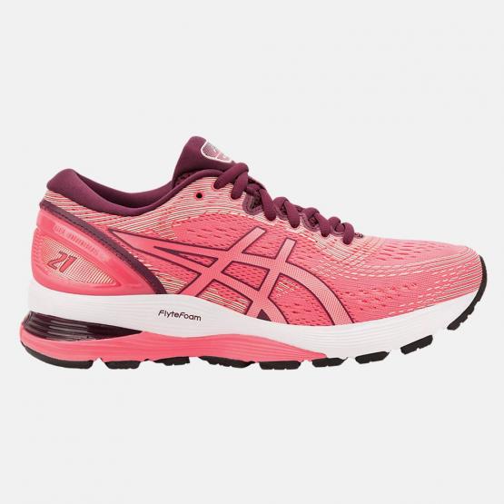 Asics Gel-Nimbus 21 - Γυναίκεια Παπούτσια