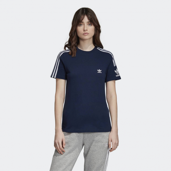 adidas Originals 3-Stripes Women's Tee - Γυναικεία Μπλούζα