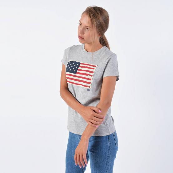 Ralph Lauren SS FLAG TEE
