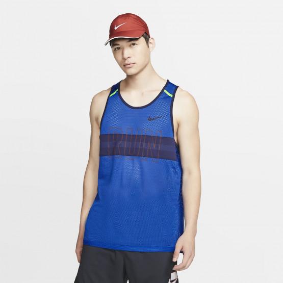 Nike M WILD RUN TANK MESH