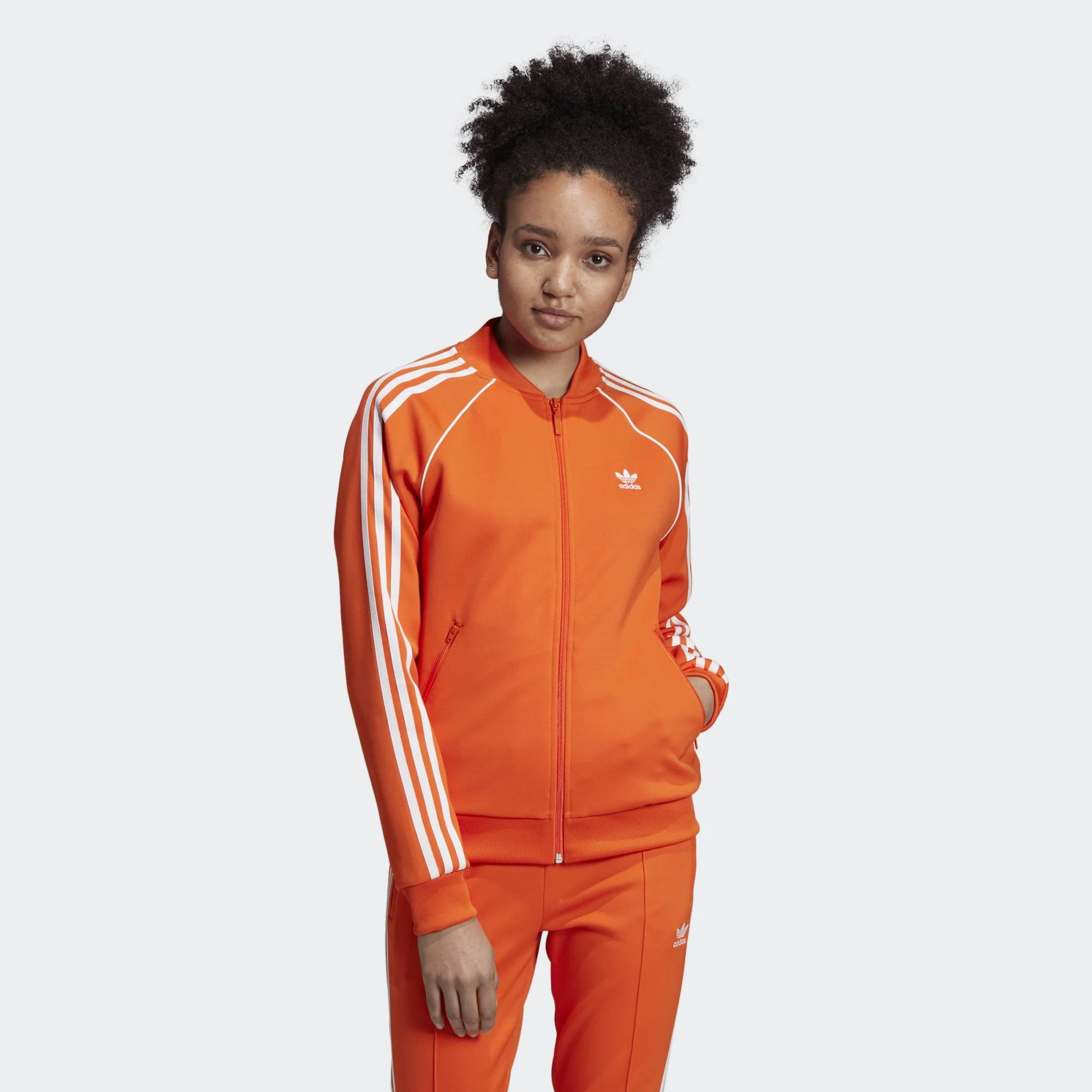 adidas Originals Women's SST Track Jacket (9000031703_3236)