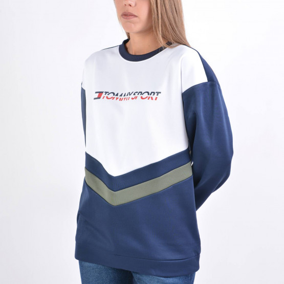 Tommy Sport Blocked Terry Crew Logo