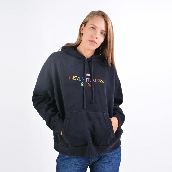 Levis UNBASIC HOODIE 90S TEXT LOGO H