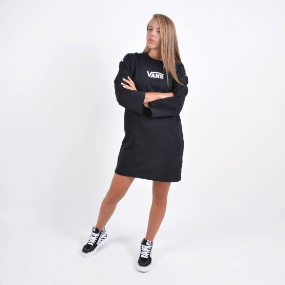Vans WM CHROMO II DRESS Black