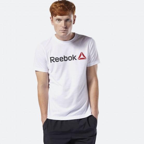Reebok Sport Linear Read Tee