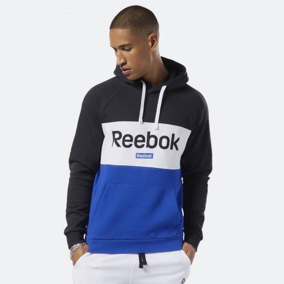 Reebok Training Essentials Linear Men's Logo Hoodie