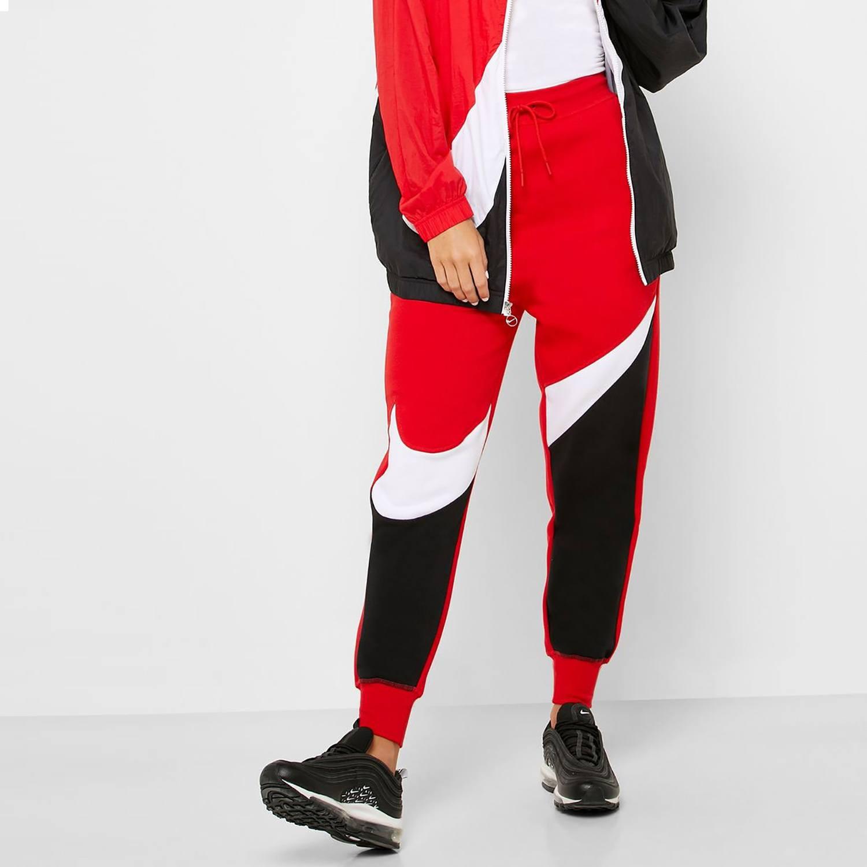 Nike W NSW SWSH PANT FLC BB (9000035387_19998)