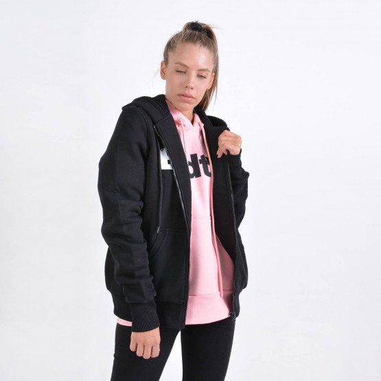 Bodytalk Hooded Zip Sweater  70%co 30%pes