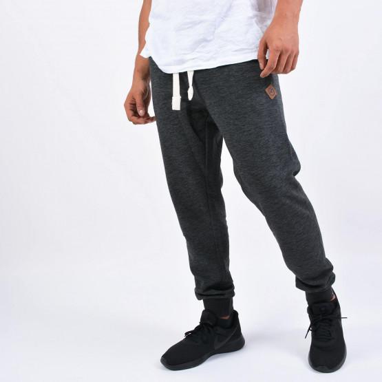 Body Action MEN SLIM FIT SWEAT PANTS