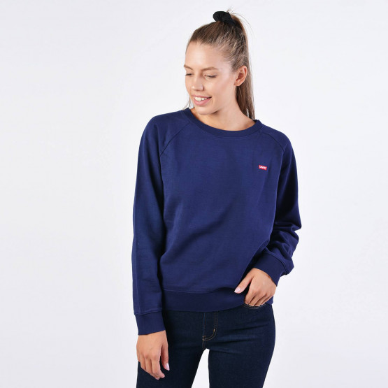 Levis RELAXED GRAPHIC CREW SEA CAPTA