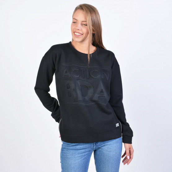 Body Action Women Crew Neck Jumper