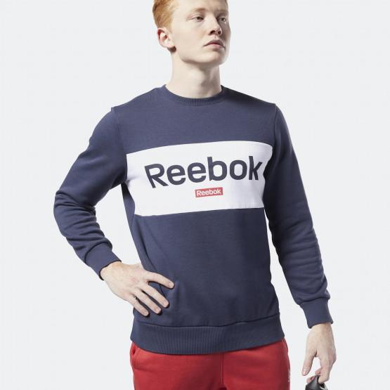 Reebok Sport TE Big Logo Crew
