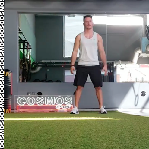 Cosmos Live Workouts